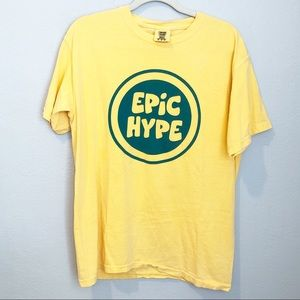 Comfort Colors Epic Hype Tee